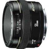 Объектив для фотоаппарата Canon EF 50mm f/1.4 USM