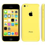 Смартфон Apple iPhone 5C 8GB Yellow (MG8Y2)