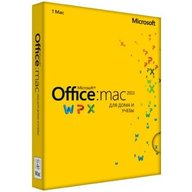 Программа для Mac Os Microsoft Office Mac Home Student 2011 Ru