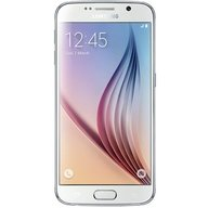 Смартфон и мобильный телефон Samsung G920F Galaxy S6 64GB White Pearl (UA UCRF)