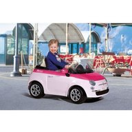 Детский электромобиль Peg-Perego FIAT 500 Pink (IGED1162)
