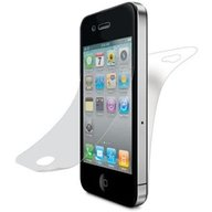 Аксессуар для iPhone Remax Ultimate Screen Guard Miсrocmatte 2in1 Crystal for iPhone 4/4S