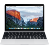 "Ноутбук Apple MacBook 12"" 256GB Silver (MLHA2) New 2016"