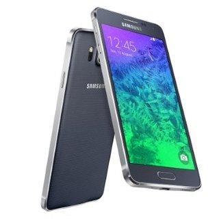Смартфон и мобильный телефон Samsung G850F Galaxy Alpha Charcoal Black (UA UCRF)
