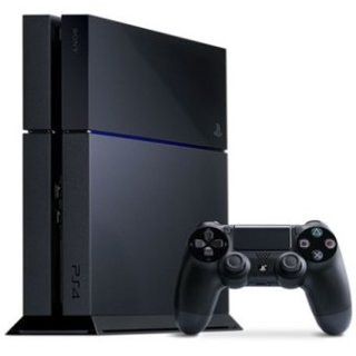 Игровая приставка Sony PlayStation 4 (PS4) 500GB Black