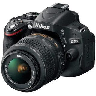 Зеркальный фотоаппарат Nikon D5100 Kit (18-55mm) VR