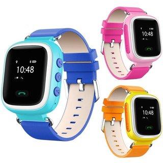 Owly Smart Baby Watch Q90 Dark Blue. Купить по низкой цене в Киеве, Харькове, Днепре, Одессе, Львове, Запорожье, Украине | Stylus