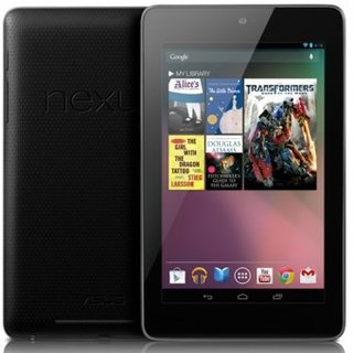 Планшет ASUS Google Nexus 7 8GB