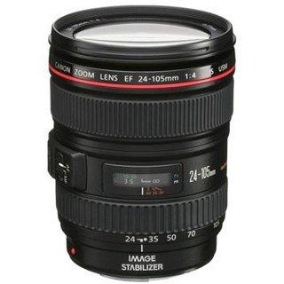 Объектив для фотоаппарата Canon EF 24-105mm f/4L IS USM