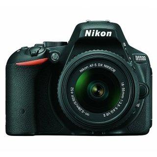 Зеркальный фотоаппарат Nikon D5500 Kit (18-55mm) VR II Официальная гарантия