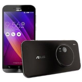 Смартфон и мобильный телефон ASUS ZenFone Zoom 32GB Glacier white (ZX550)