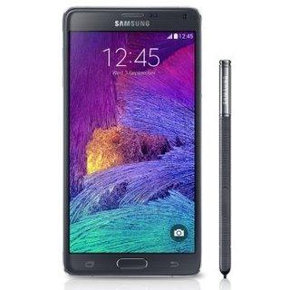 Смартфон и мобильный телефон Samsung N910H Galaxy Note 4 Charcoal Black (UA UCRF)