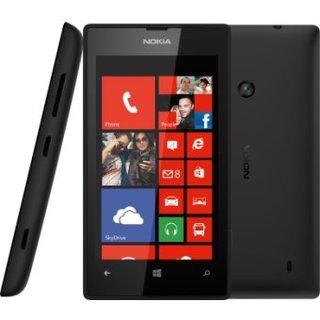 Смартфон и мобильный телефон Nokia Lumia 520 Black (UA UCRF)
