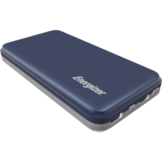 <b>Внешний аккумулятор Energizer Power</b> Bank 20000mAh Blue/Grey ...