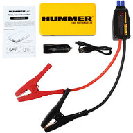 Hummer H3 Jump Starter + Power Bank + LED фонарь