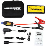 Hummer H1 Jump Starter + Power Bank + LED фонарь