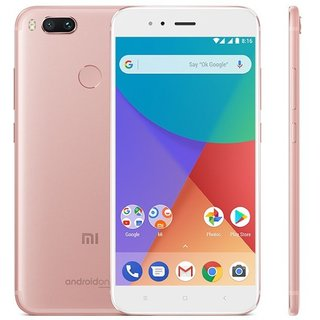Смартфон Xiaomi Mi A1 4/64Gb Rose Gold