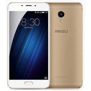 Смартфон Meizu M3E 32GB Gold