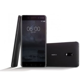 Смартфон Nokia 8 64GB Dual Black