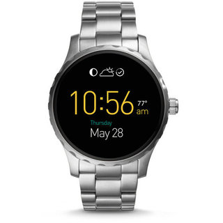 Fossil Smart Watch Gen 2 Q Marshal Stainless Steel (FTW2109P)