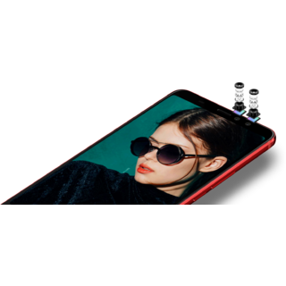Смартфон HTC U11 EYEs 4/64Gb Red