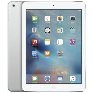 Планшет Apple iPad Air Wi-Fi 128GB Silver (ME906)