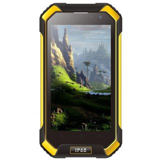 Смартфон Blackview BV6000s Yellow