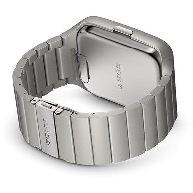 b15432e9 Смарт-часы Sony SmartWatch 3 SWR50 Metal silver. Купить Смарт-часы ...