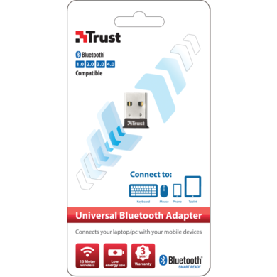 New Driver: Trust Bluetooth 4.0 Adapter