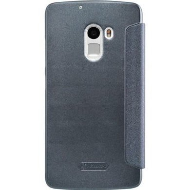 Case Lenovo K4 Note Bumper Mirror Slide Hitam Free Iring Daftar Source · Nillkin Sparkle Black