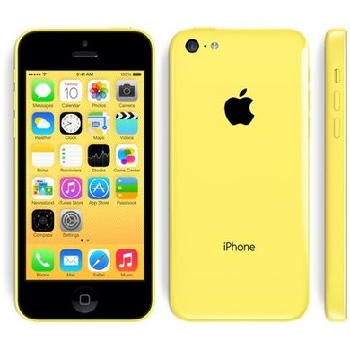 2f3644fd0c93a Apple iPhone 5C 16GB Yellow. Купить Apple iPhone 5C 16GB Yellow по ...