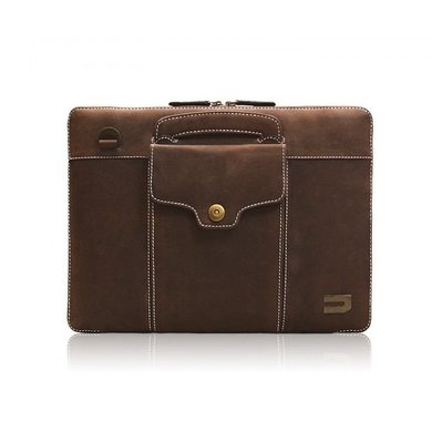 Urbano Compact Attache Leather Vintage (UZRB12-07) for MacBook 12 ... 301b209f295
