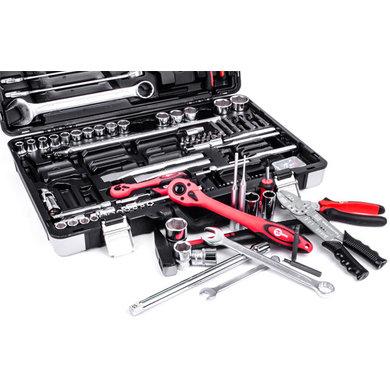Профессиональный набор инструментов Intertool ET-7145. Купить ... 4f89816538a