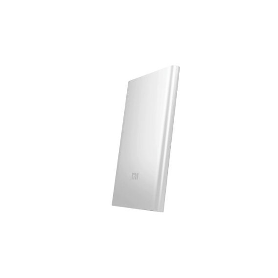 Внешний аккумулятор Xiaomi Mi Power Bank 5000 mAh Silver (NDY-02-AM)