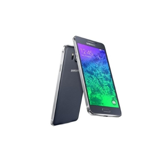 Смартфон Samsung G850F Galaxy Alpha Charcoal Black (UA UCRF)