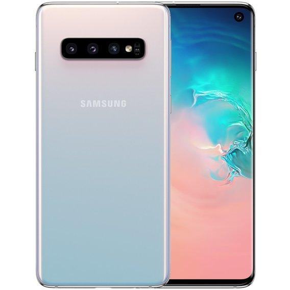 633f04b95cae0 Смартфон Samsung Galaxy S10 8/128GB Dual Prism White G973F. Купить ...
