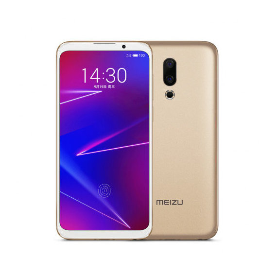 Смартфон Meizu 16X 6/128Gb Dual Gold