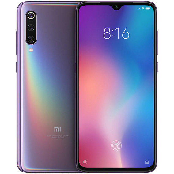 Смартфон Xiaomi Mi9 6/64GB Lavender Violet (Global)