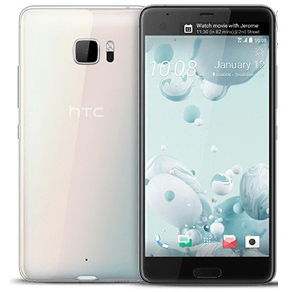 Смартфон HTC U Ultra 64GB White