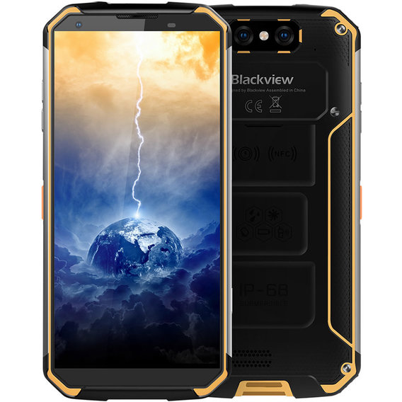 Смартфон Blackview BV9500 PRO 6/128Gb Dual Orange