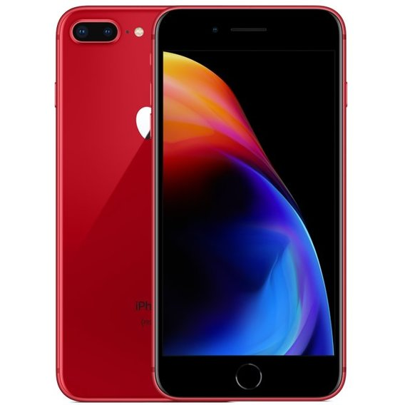 iPhone 8 Plus 64GB Red (trade-in, царапины)
