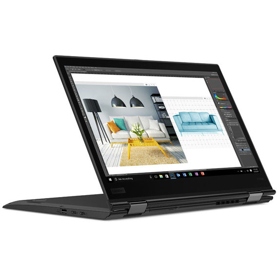 Ноутбук Lenovo ThinkPad X1 Yoga 3rd Gen (20LD0015US)
