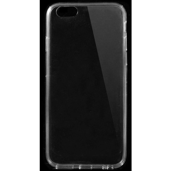 Аксессуар для iPhone TPU Case Ultrathin 0,33mm Transparent for iPhone SE/5S