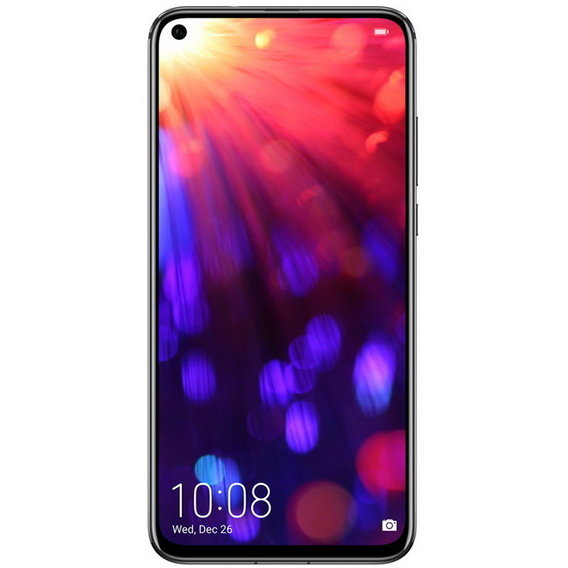Смартфон Honor View 20 8/128GB Midnight Black