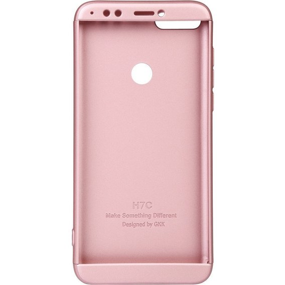 Аксессуар для смартфона BeCover Case 360° Super-protect Pink for Huawei Y7 Prime 2018 (702247)