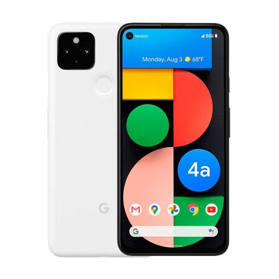 Смартфон Google Pixel 4a 5G 6/128GB Just White