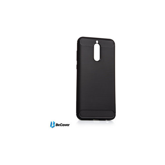Аксессуар для смартфона BeCover Carbon Gray for Huawei Mate 10 Lite (701977)