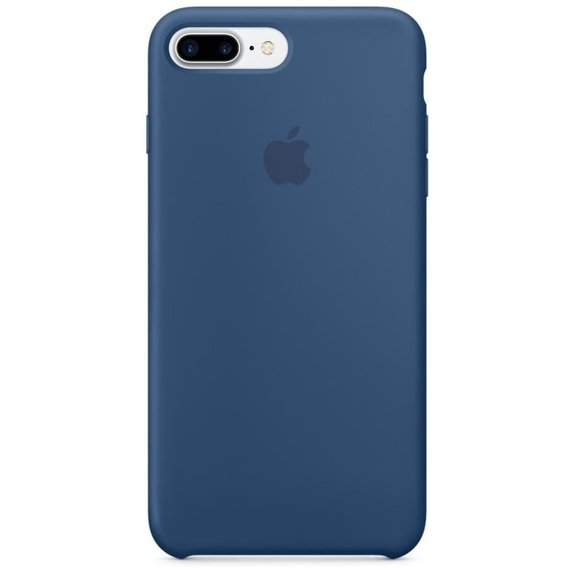 Аксессуар для iPhone Apple Silicone Case Ocean Blue (MMQX2) for iPhone 8 Plus/iPhone 7 Plus