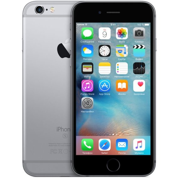 Apple iPhone 6s 64GB Space Gray СРО
