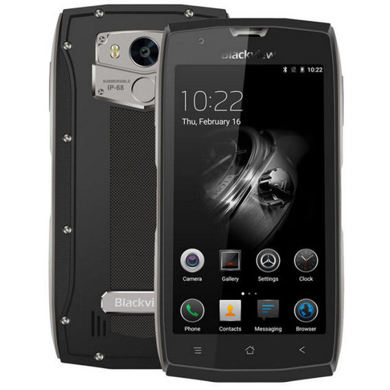 Смартфон Blackview BV7000 PRO Grey